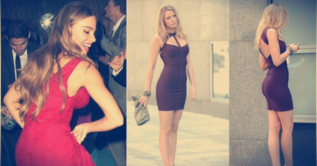 Female Celebs With The Best Booties In Hollywood