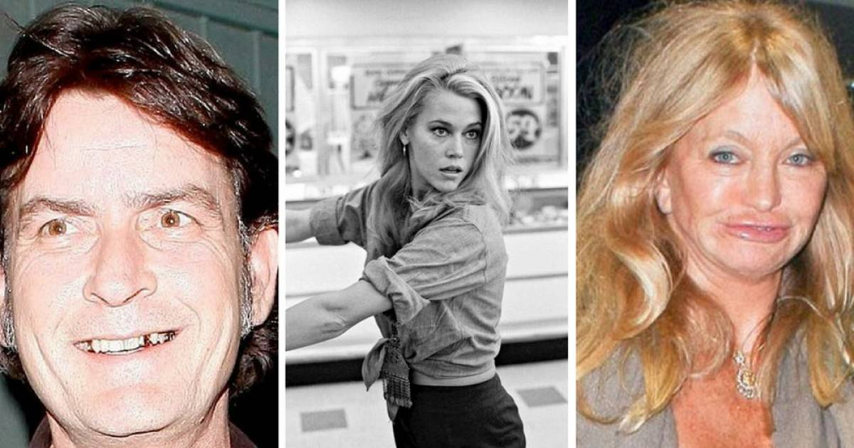 Older Celebs Who Used To Be Super Hot.