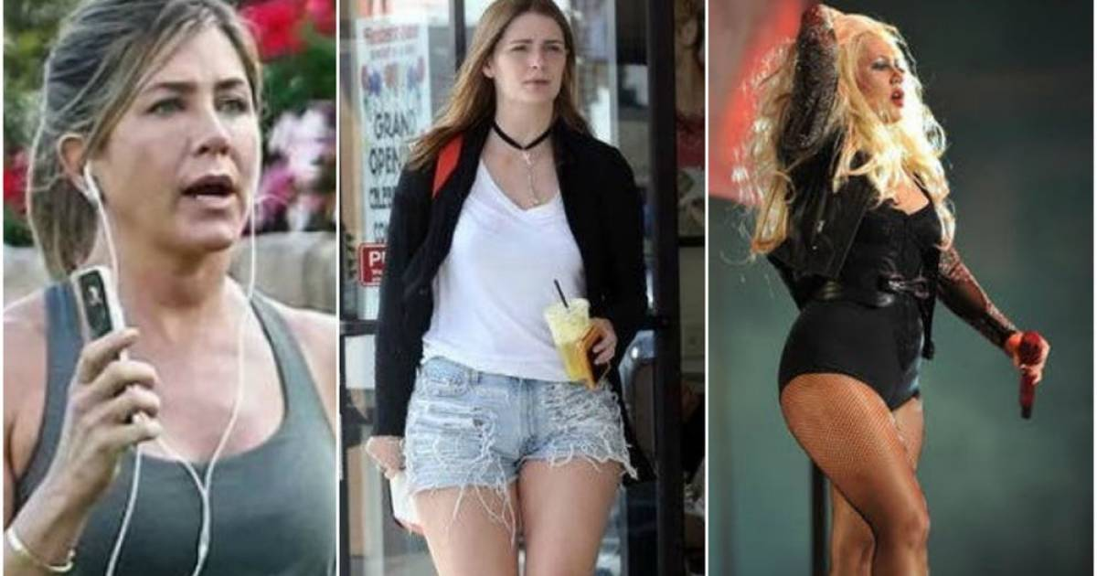 Lol. Celebrities That Are Totally Rocking Their Winter Ready Bods.