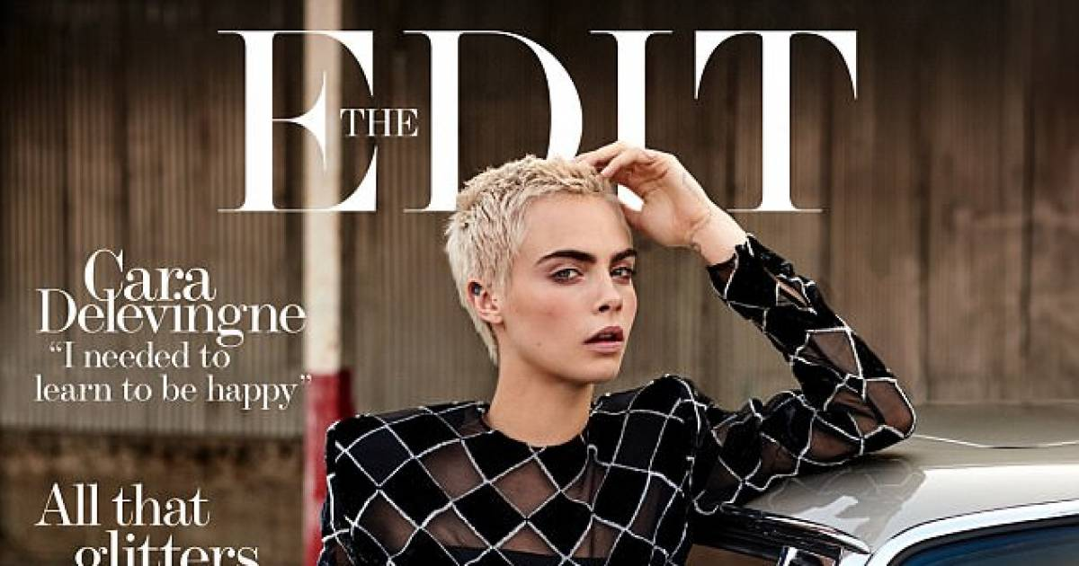 Cara Delevinge Opens Up About Her Struggle With Depression During Her Teenage Years