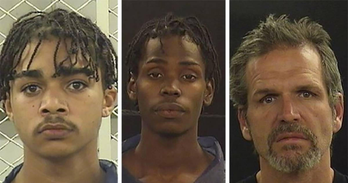 Three Suspected Gang Members Raped, Shot, Doused A Man In Gasoline During A Brutal Home Invasion