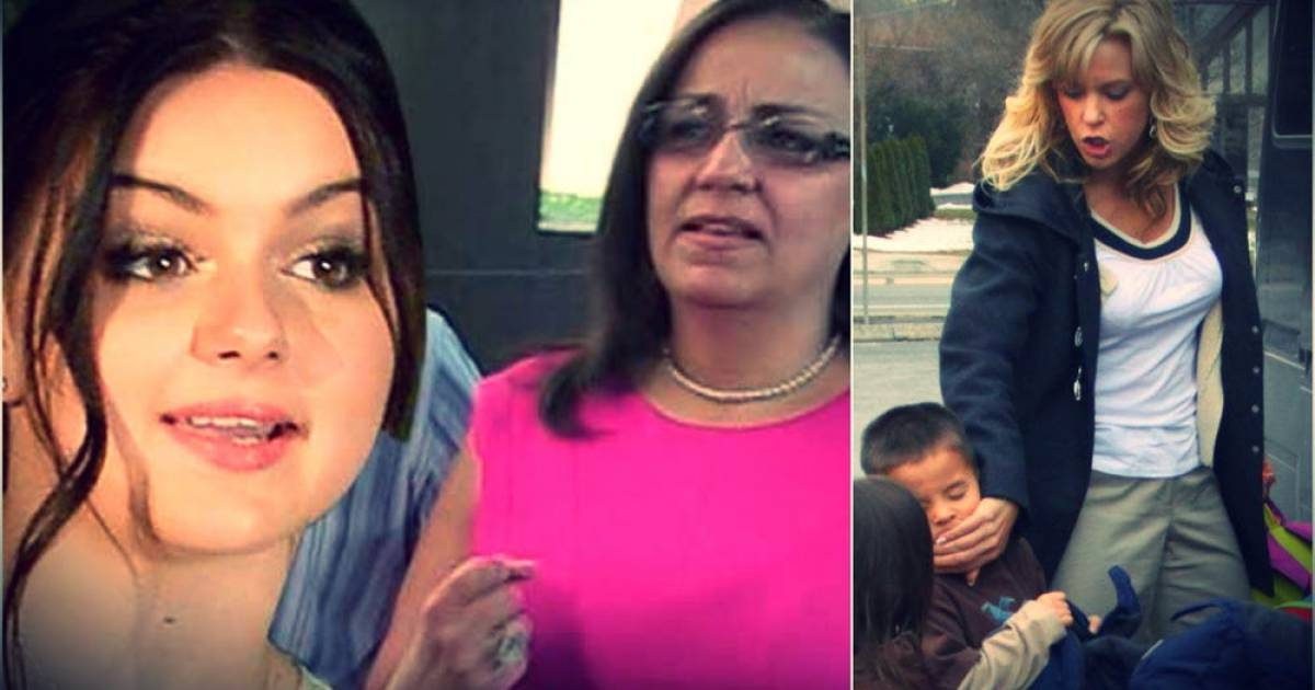 Famous Moms Who Ruined Their Kids Lives