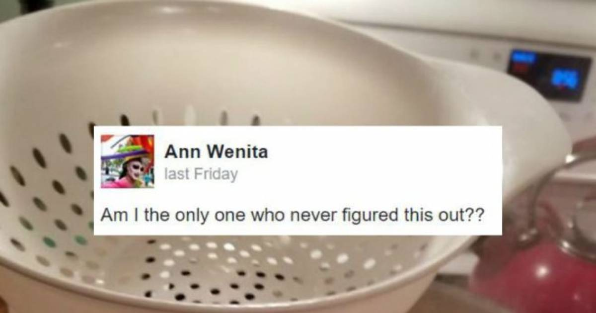 """This Pasta Straining """"Hack"""" Posted On Twitter Just Broke The Entire Internet"""