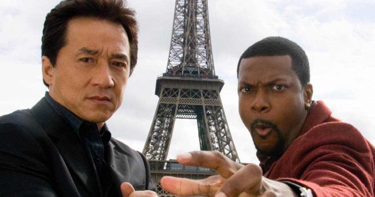"""Jackie Chan Guarantees That """"Rush Hour 4"""" Will Be Made, As Long As Chris Tucker Agrees."""