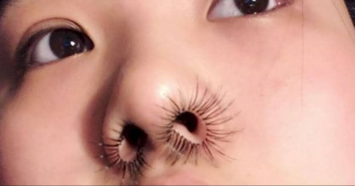 Nose Hair Extensions Are A Thing Now And We Are Totally Over It Already
