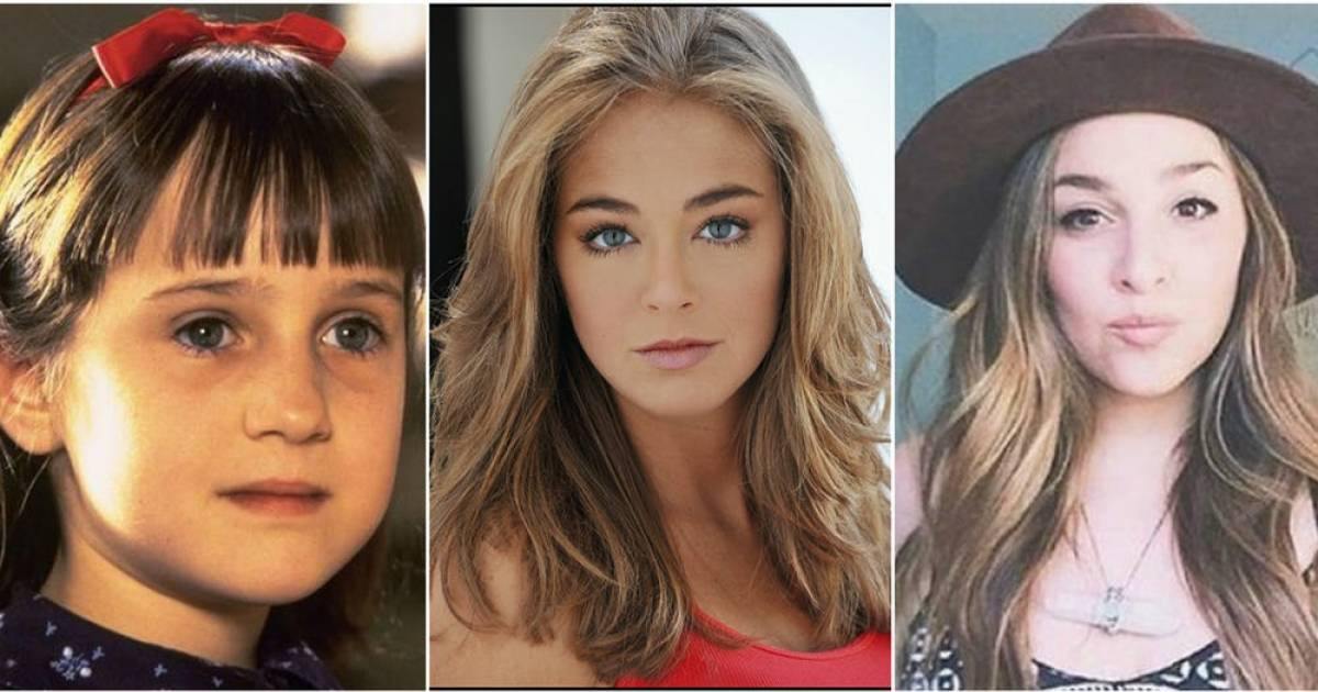 Child Stars That You Probably Have Forgotten All About