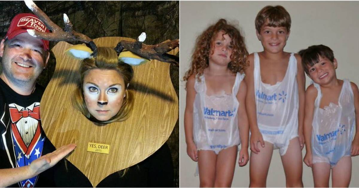 Super Trashy Redneck Halloween Costumes That Are Actually Pretty Good