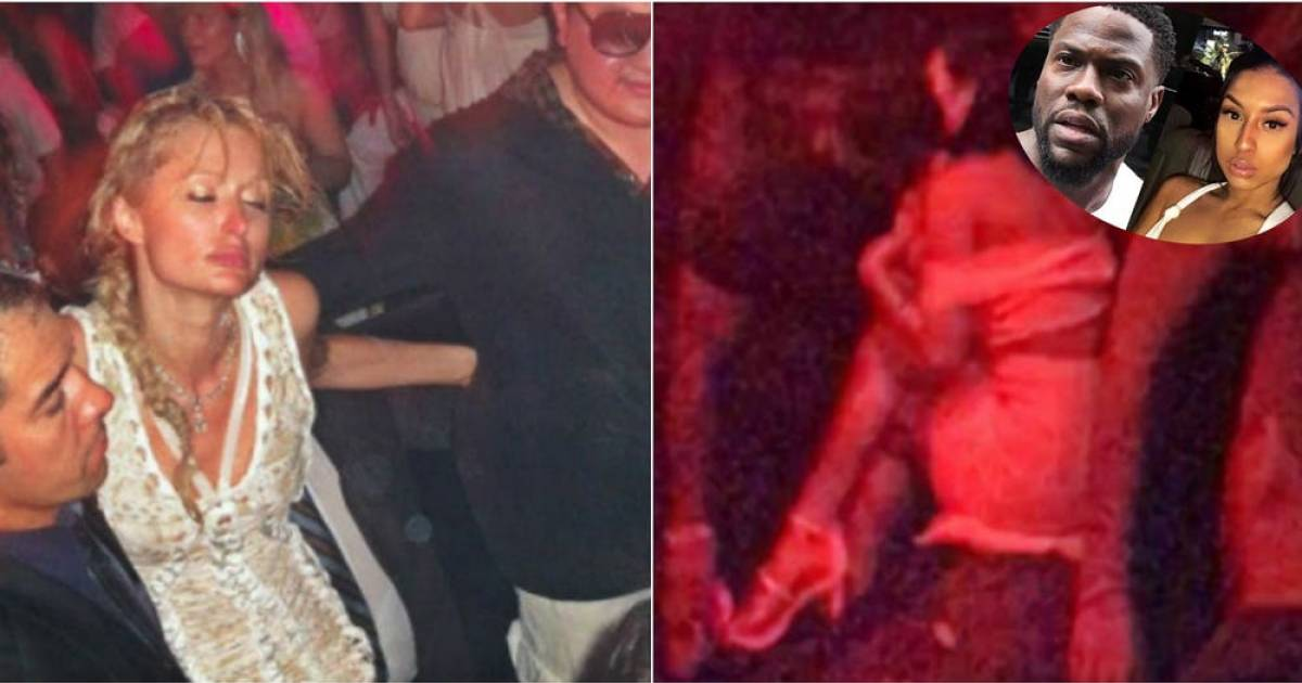 Candid Photos Of Celebrities At Clubs Caught By Paparazzi.