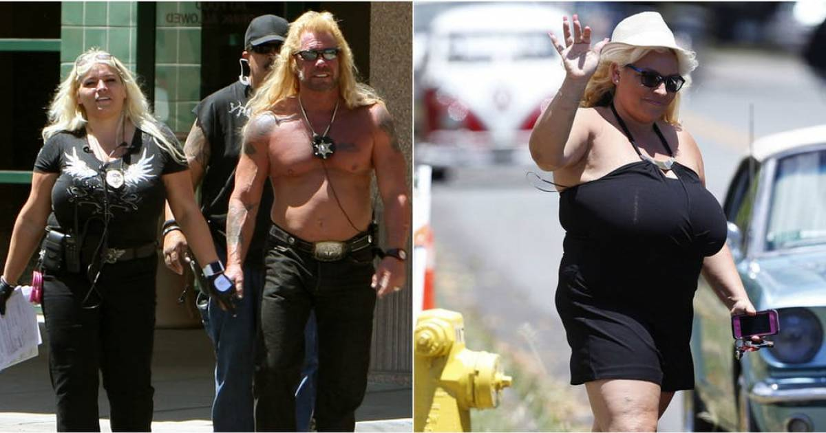 """Beth From """"Dog The Bounty Hunter"""" Doesn't Want You To See These Pictures."""