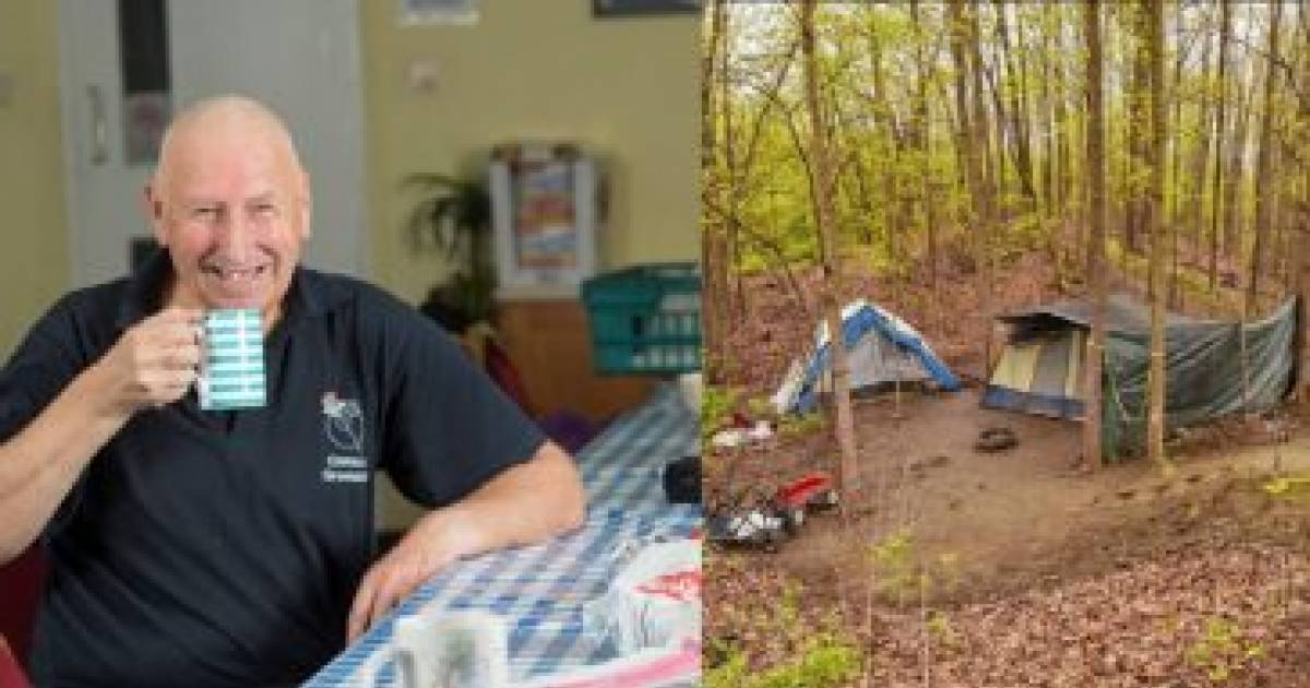 Man Fed Up Of Nagging And Controlling Wife, Lived Secretly In The Woods For Ten Years