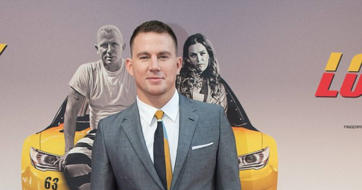 Channing Tatum Refuses To Work With The Weinstein Company Ever Again