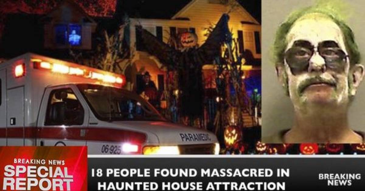 Creepy Clown Arrested For The Massacre Of 18 People? Let's Do A Fact Check