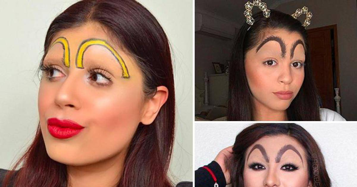 Mcdonald's Brows Are The Latest Bonkers Beauty Trend To Sweep Instagram