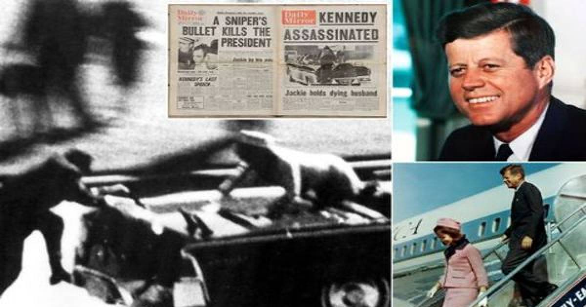 Top Secret JFK Assassination Files Finally Get Released And Here Is What You Need To Know.