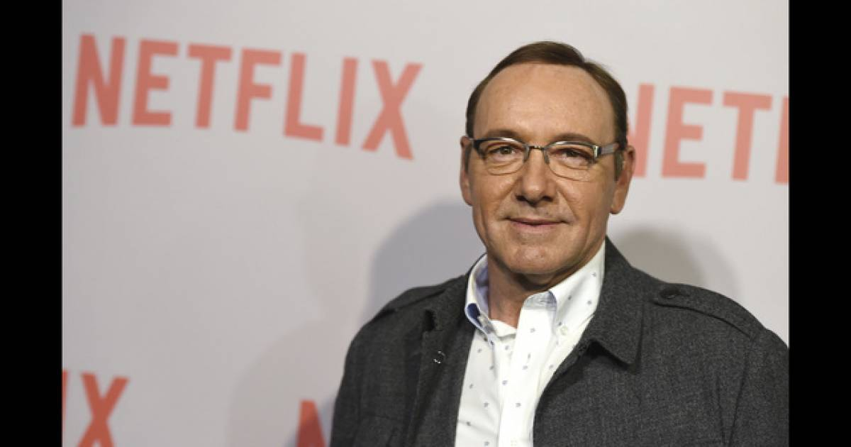 Netflix Cuts All Ties With Kevin Spacey Over Alleged Sexual Misconduct