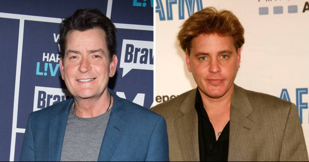 Charlie Sheen Denies Claims He Sexually Assaulted 13-Year-Old Corey Haim