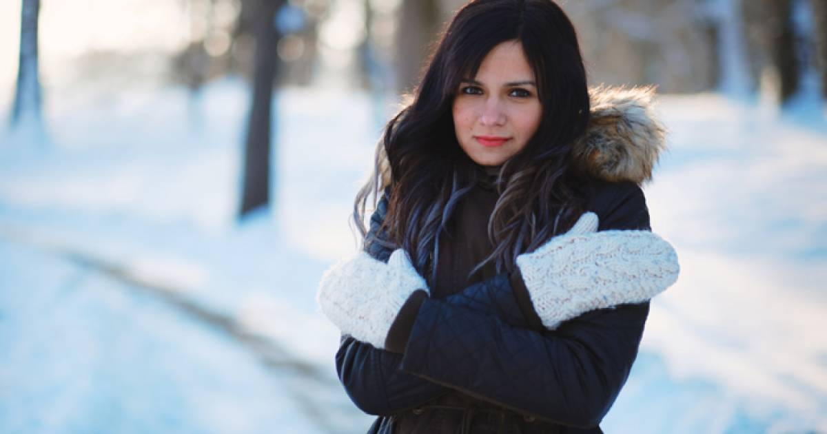 Odd Things That Happen To Your Body When It's Cold Outside