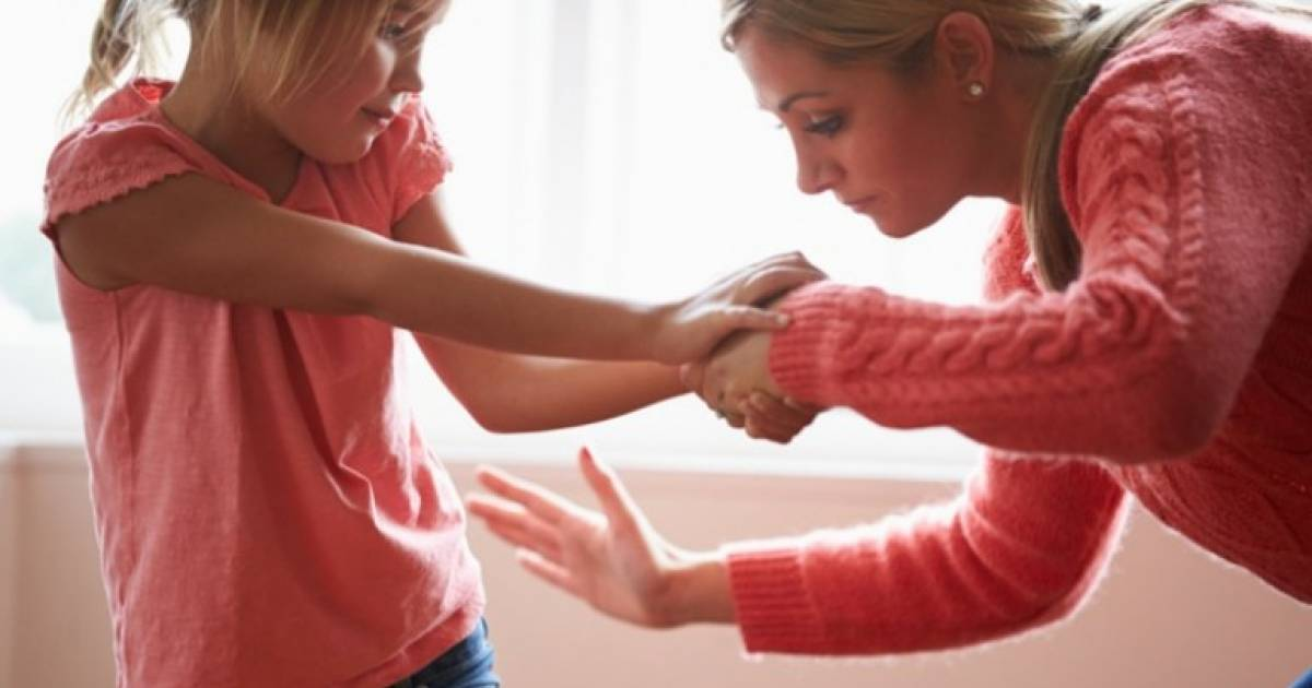 Study Finds That Spanking Your Kids Leads To Long-Term Changes In Behavior.