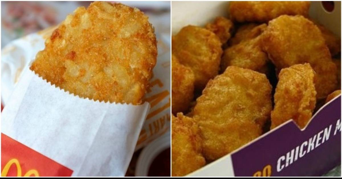 Man Becomes Enraged When Mcdonald's Isn't Selling Mcnuggets, Orders 200 Hash Browns.