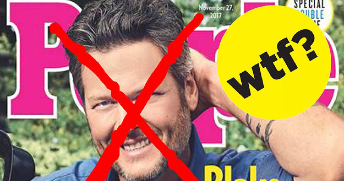 15 Guys Who Are Much Sexier Than Blake Shelton
