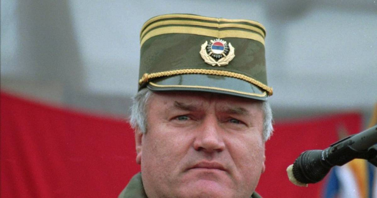 Ratko Mladic 'Butcher Of Bosnia' Jailed For Life Over War Crimes And Genocide