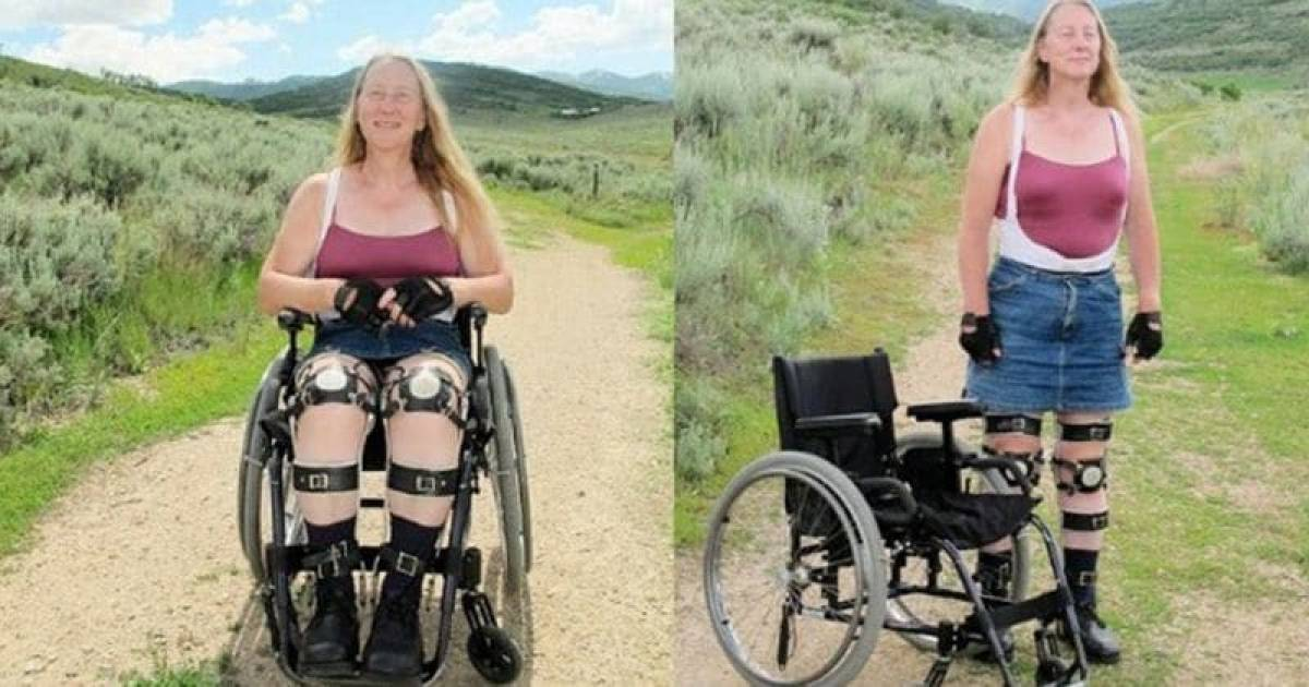 This Perfectly Healthy Woman Wants To Become Permanently Paralyzed!