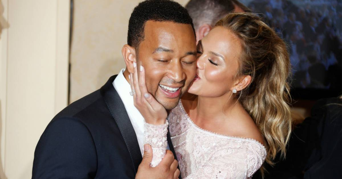 Chrisy Teigen And John Legend Pregnant With Their Second Child