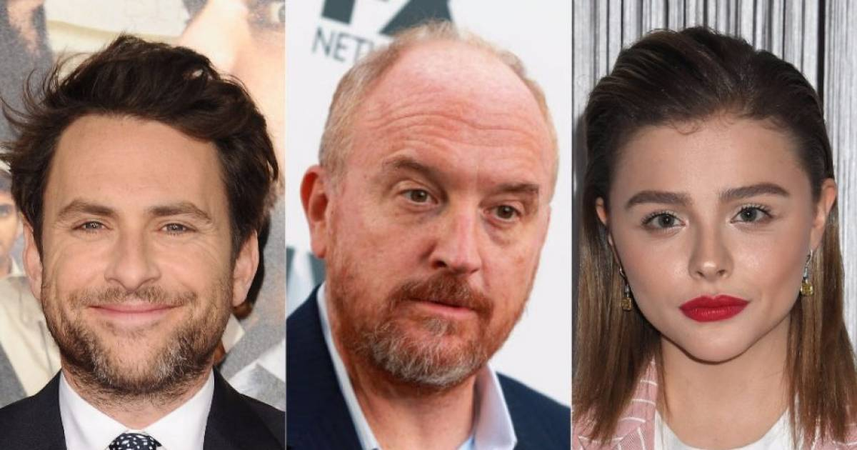 """Following Sexual Allegations Against Louis C.K., Chloe Grace Will Not Promote """"I Love You, Daddy"""""""