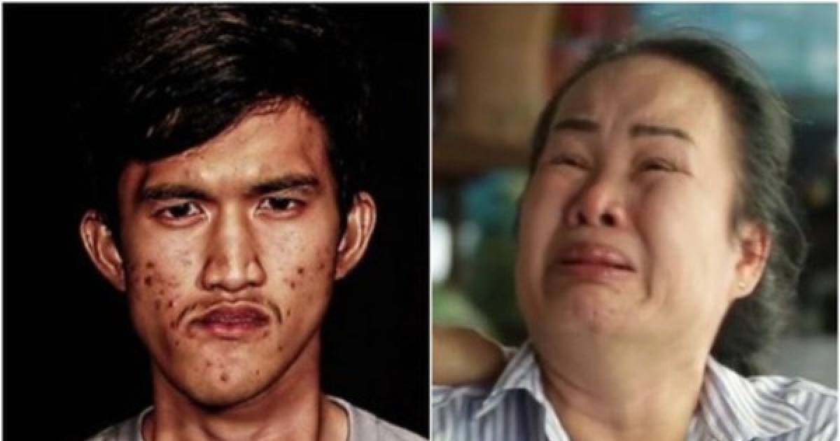 Mother Bursts Into Tears When She Fails To Recognize Her Own Son