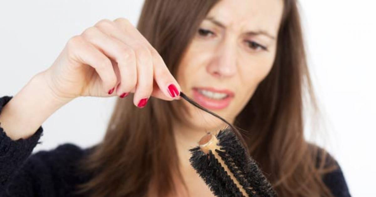Losing Hair? Eat These Foods To Prevent Hair Loss.