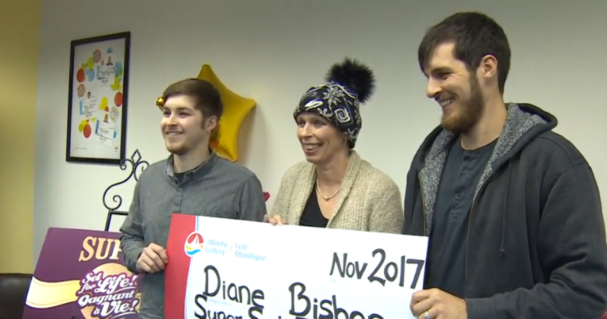 Cancer Patient Wins $1.5 Million Lottery Then Finds Out Chemo Is Working