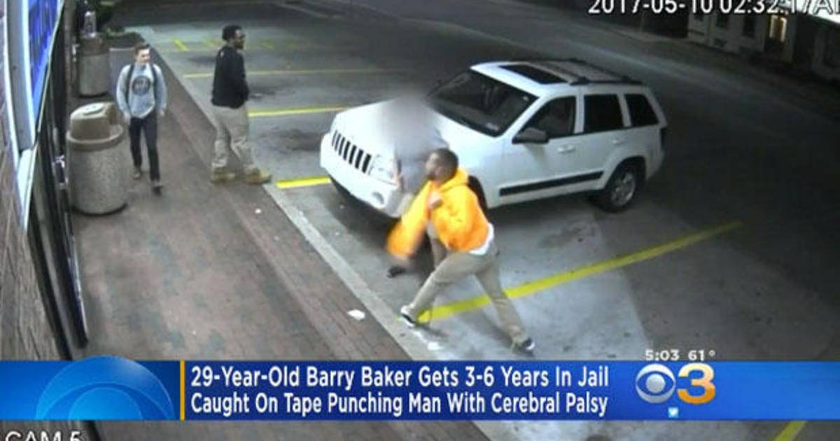 """""""You're A Coward!"""" Judge Snaps On Man Who Sucker Punched A Man With Cerebral Palsy."""