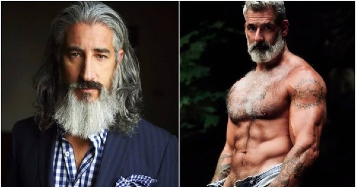 Ladies, Not Really Into Older Men? These Pictures Just Might Change Your Mind.