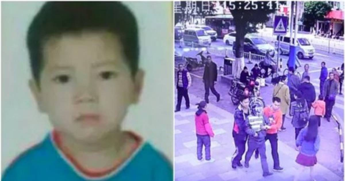 This Six Year Old Boy Was Kidnapped And Rescued, Accidentally, By His Own Father