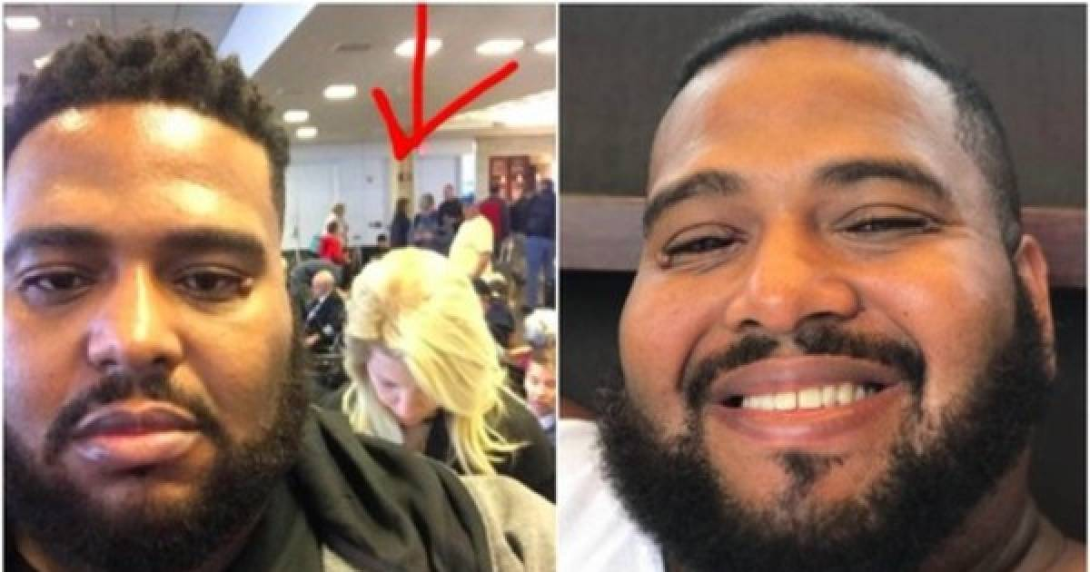 Racist Woman Insisted He Did Not Belong In First Class. His Clapback Makes Him Internet Famous