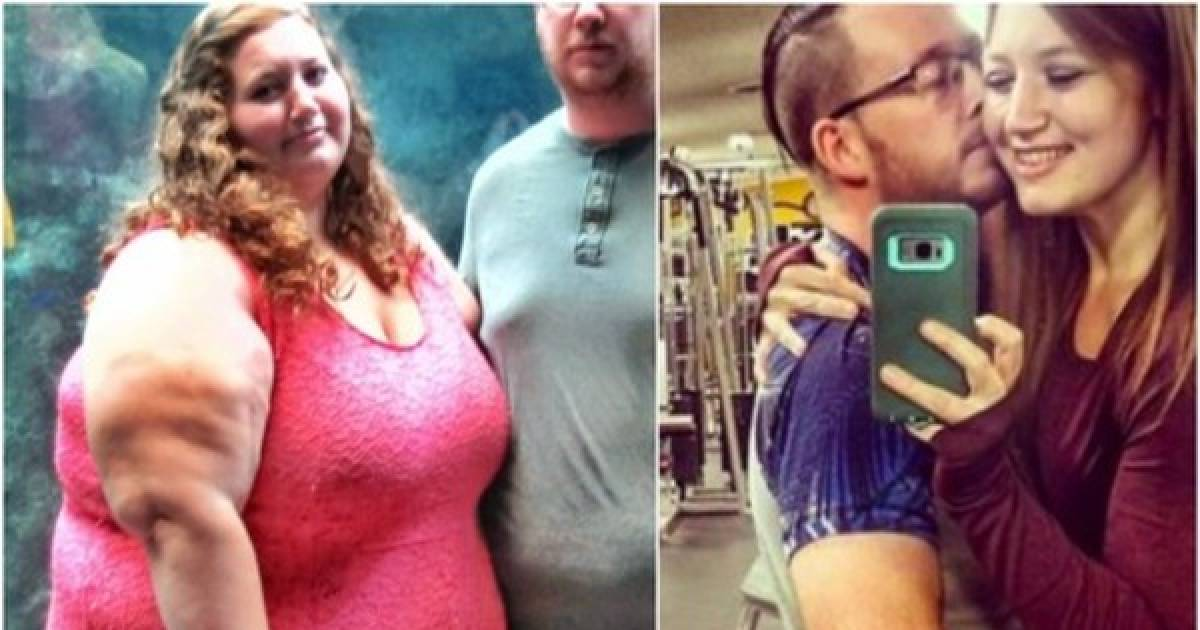 Check Out This Amazing Couple Who Lost A Combined 400 Pounds