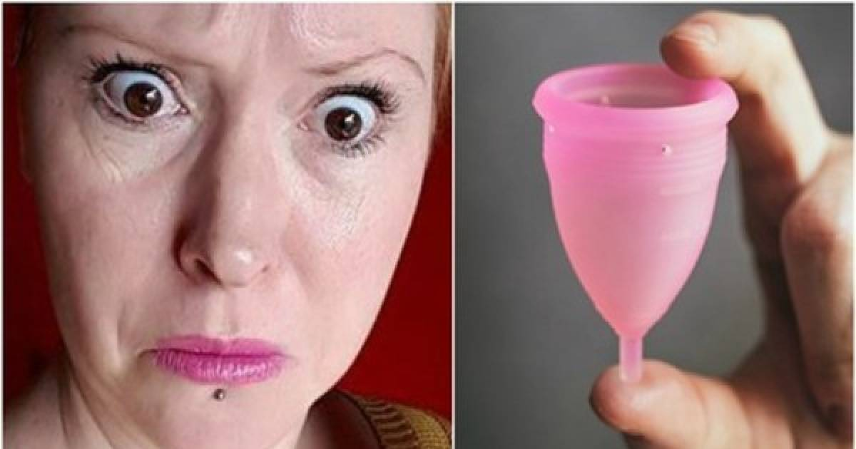 Disgusted Woman Finds Out Her Husband Has Been Using Her Menstrual Cup As A Kitchen Utensil