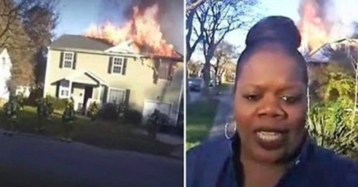 Funny Woman Pretends To Be A Reporter And Ends Up Solving A Local Arson Case