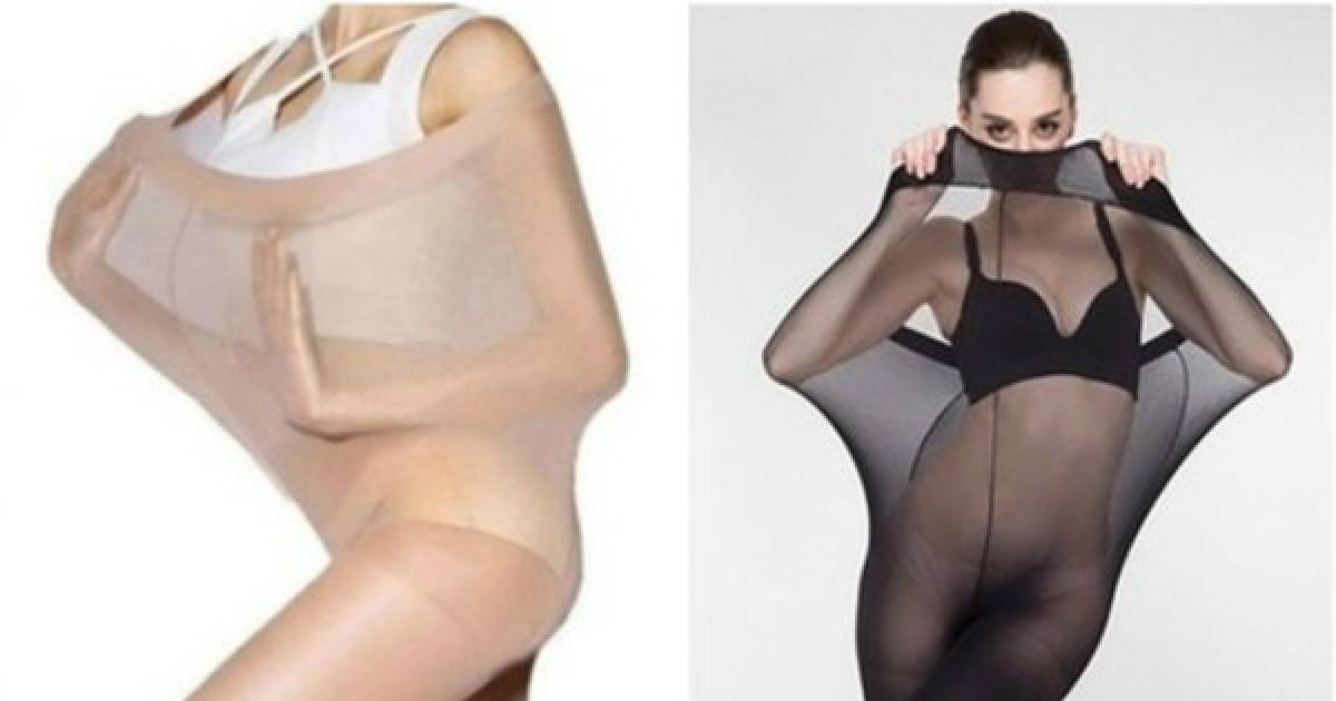 Wish.com Is Getting A Ton Of Backlash For Using Rail Thin Models To Promote Their Plus-Size Tights