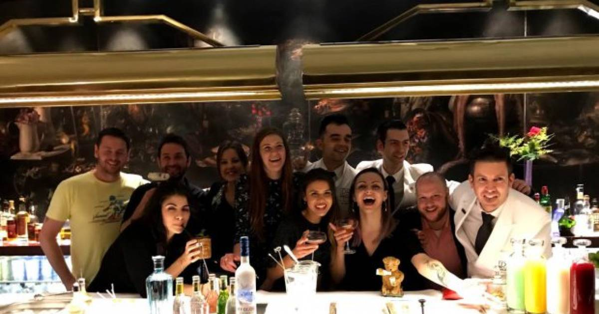 Cool Boss Flies Employees To Spain For The Best Office Christmas Party Ever