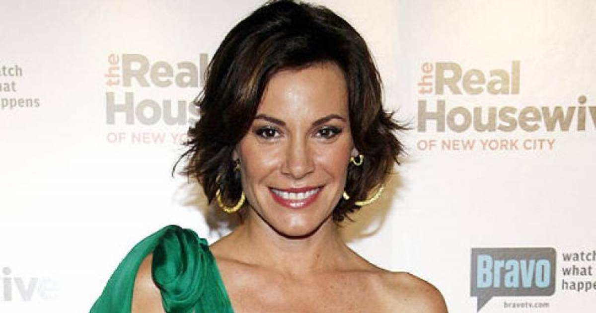 """Actress Luann De Lesseps Of """"Real Housewives"""" Arrested For Assaulting A Cop"""