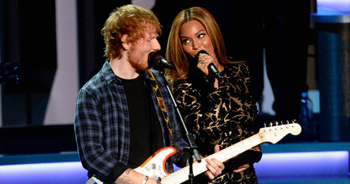 Ed Sheeran Has Revealed A Weird Secret About Beyoncé That Proves She Is A Genius