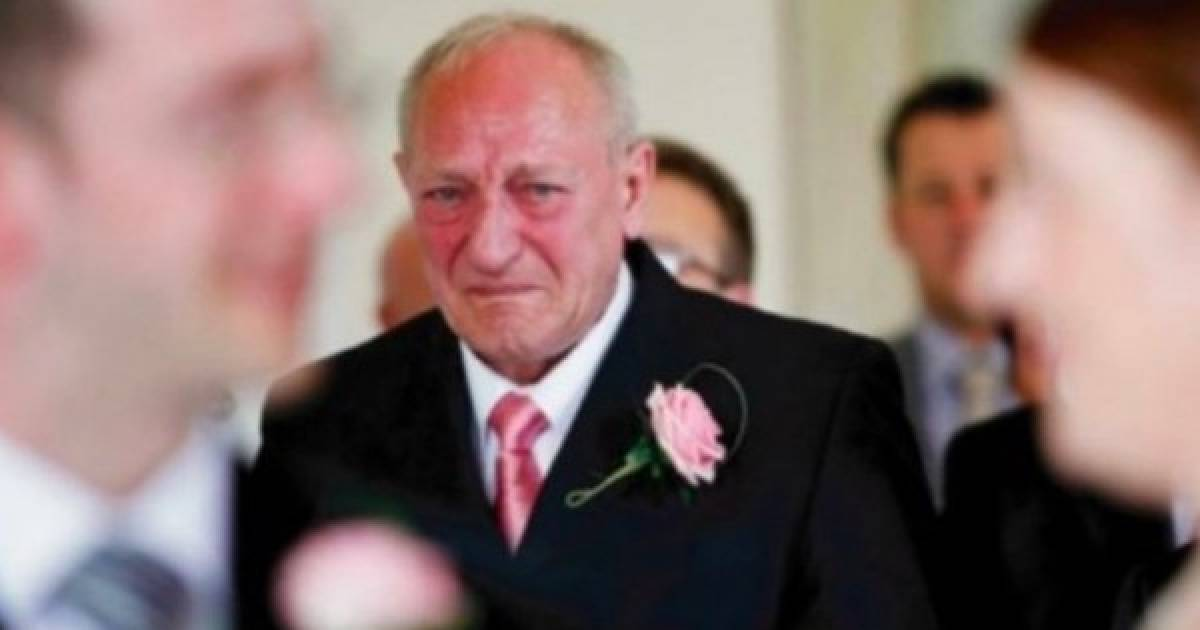 Heartbroken Dad Gets Revenge On Ungrateful Stepdaughter After She Disappointed Him At Her Wedding.