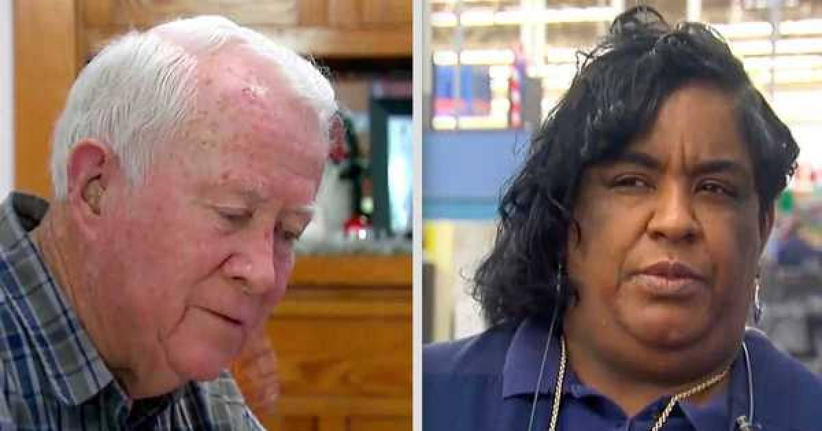 Walmart Cashier Refuses To Wire This Man's Money To His Grandson.