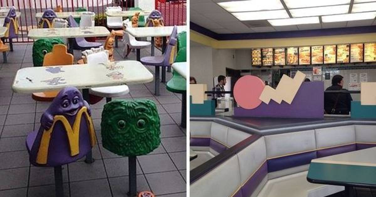 90s Fast Food Restaurants That Will Bring Back Some Delicious Memories