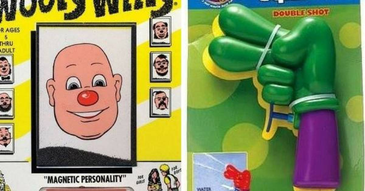 Check Out These 13 Toys With Totally Inappropriate Names
