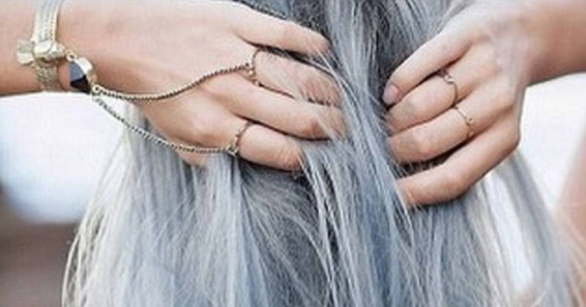 Denim Dye Is The Latest Hair Trend That Will Make Your 2018 Classy