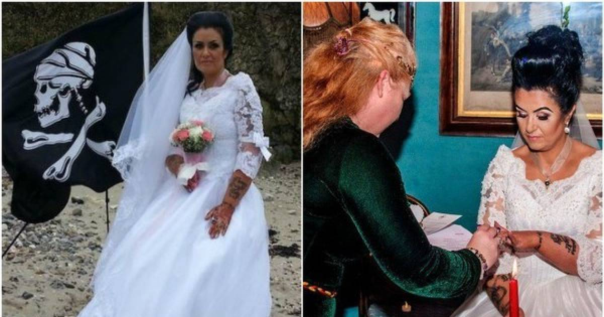 This Woman Marries A 300-Year-Old Ghost Of A Pirate