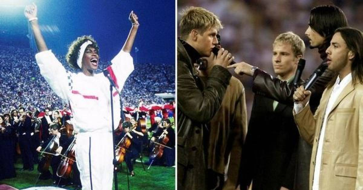 Check Out The Ten Most Epic Super Bowl National Anthem Performances