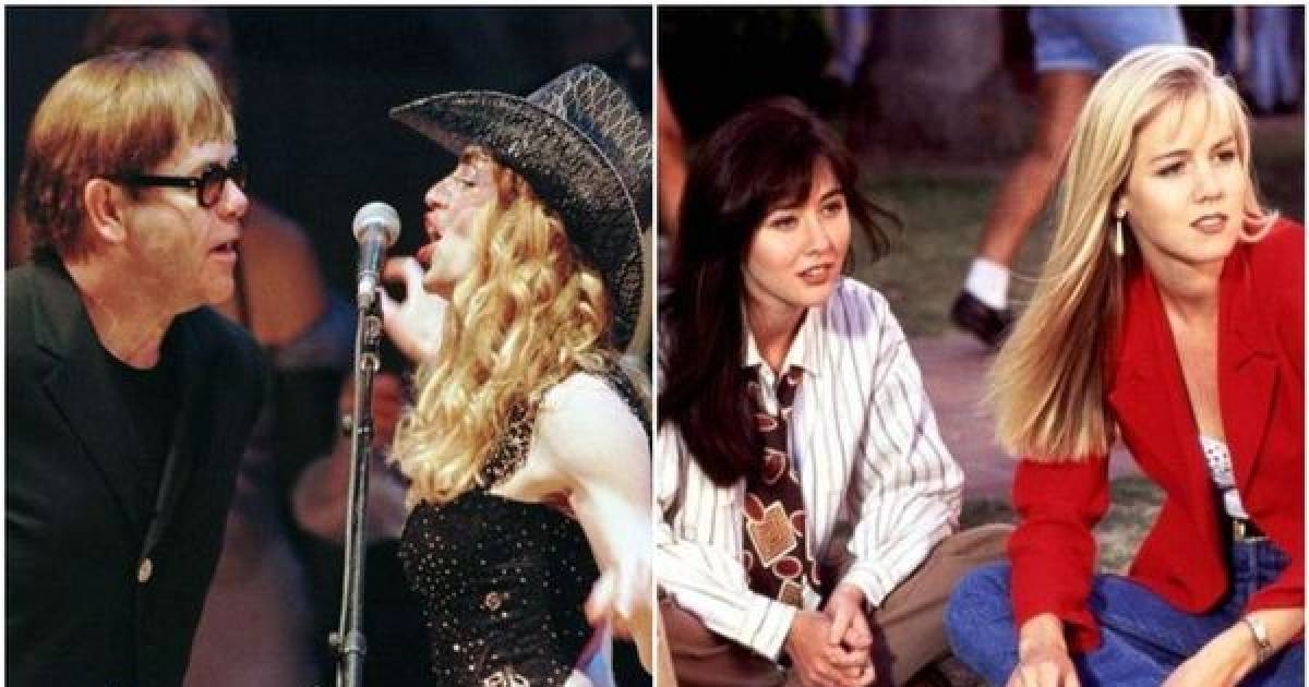 Eight Celebrity Feuds That Ended Peacefully